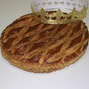 Galette des rois à la frangipane - une recette Fête - Cuisine