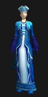 Naxxramas Glacial Regalia - Transmog Set - World of Warcraft. Caitlyn's Halloween Outfit.