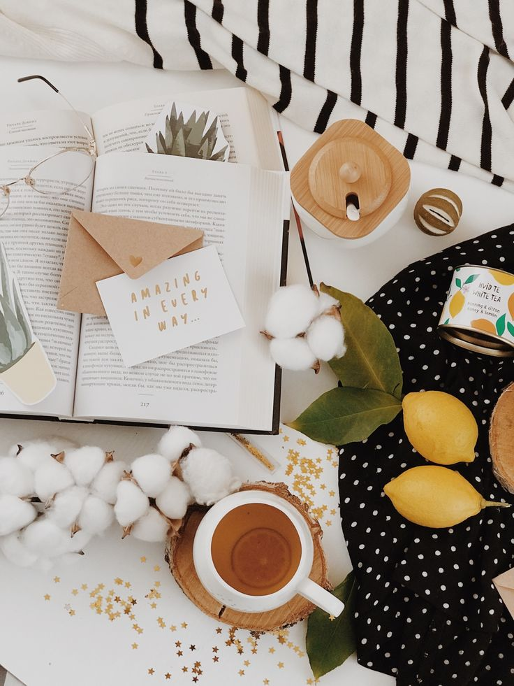 The Magical Powers of an Artist's Date Tea, books