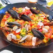 料理レッスン写真 - 夏の始まりは簡単豪華なパエリアでおもてなし!おうちで簡単スペインバル