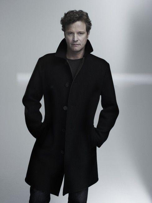 Colin Firth.                                                                                                                                                                                 Plus