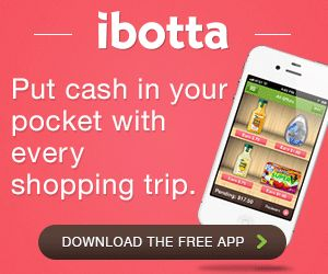Looking for a way to earn money with your smartphone?  Try ibotta!  Featured on Good Morning America and Google Play, Ibotta is a fun and easy way to earn each time you go to the store.