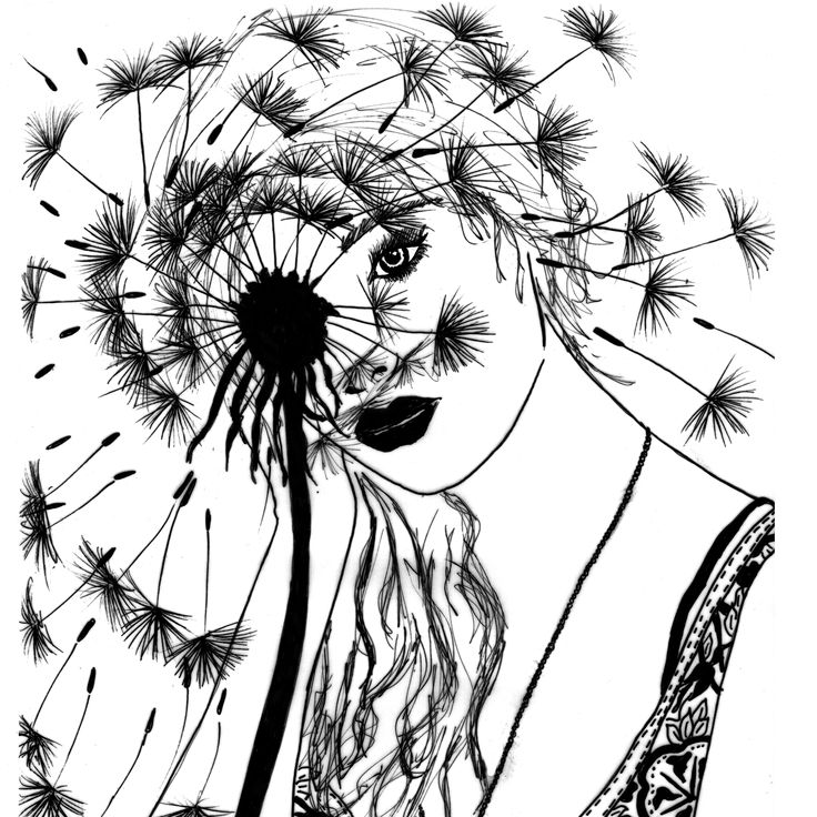 FLY WITH ME #illustration #delastella