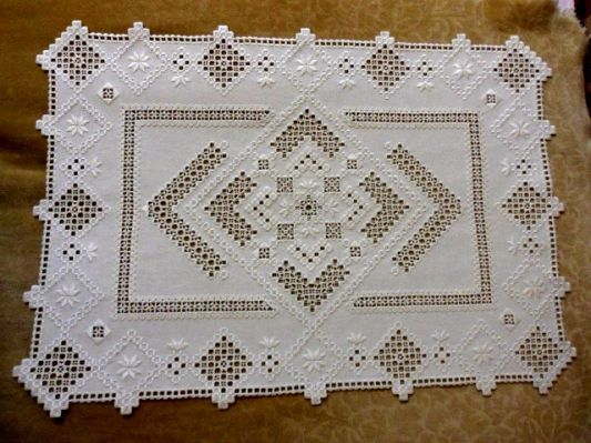 Amazon.com: Hardanger Embroidery