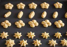 Biscotti con la sparabiscotti: la ricetta perfetta e tutti i consigli Dulcisss in forno by Leyla