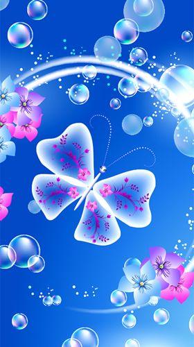 eca9caa0148 Descarga gratuita fondos de pantalla animados Mariposas para Android.  Consigue la versión completa de la aplicación apk de Butterflies by  Fantastic Live ...