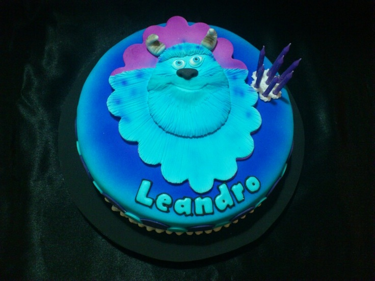 Torta Sully Monsters Inc.
