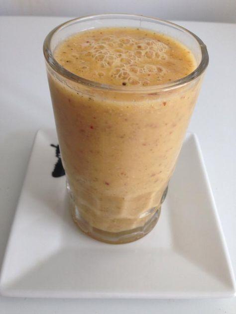 Aprenda a preparar um suco de frutas excelente para o pré-treino | Barra de Cereal