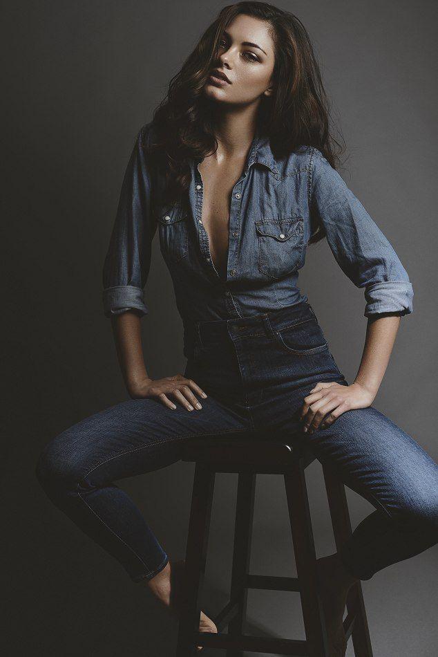 Vision Models Cape Town - Demi Portfolio