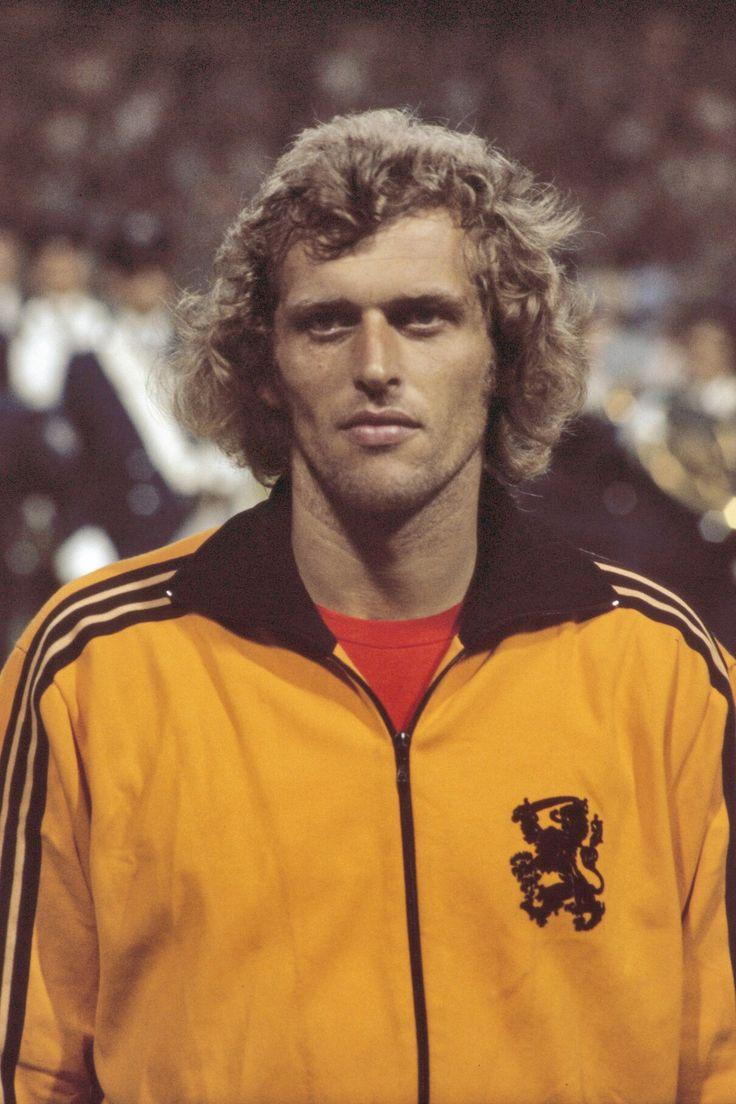 Piet Keizer of Holland in 1974.