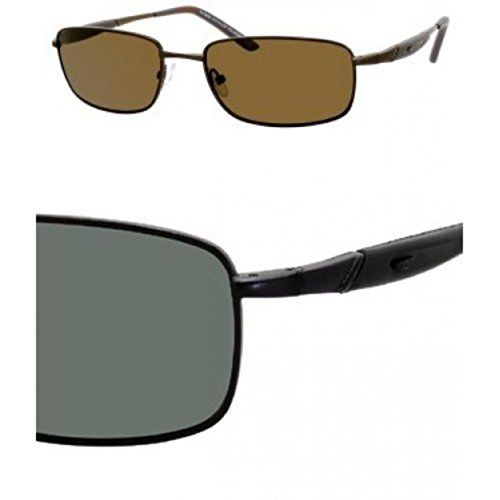 Carrera Sunglasses - Carrera 506 / Frame: Black Semi Shiny Lens: Green Polarized