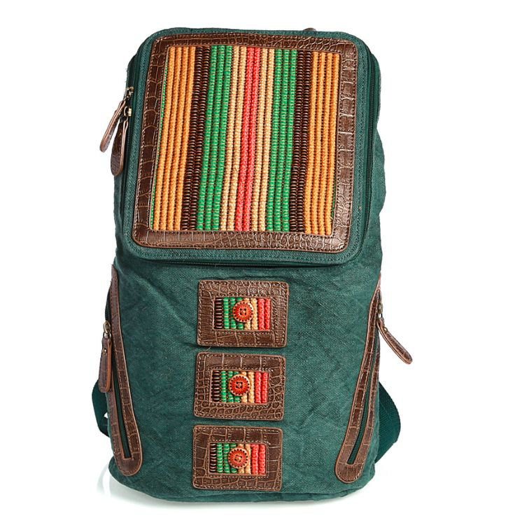 Idaho Bag green