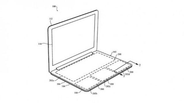 #Apple files for a patent which could kill traditional keyboards