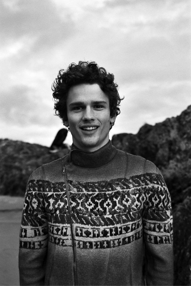 Simon Nessman styled with Giorgio Armani total look captured by Gillian Mansonhing Staples for ODDA magazine's third issue.