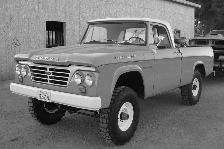 1964 W100 Dodge Power Wagon