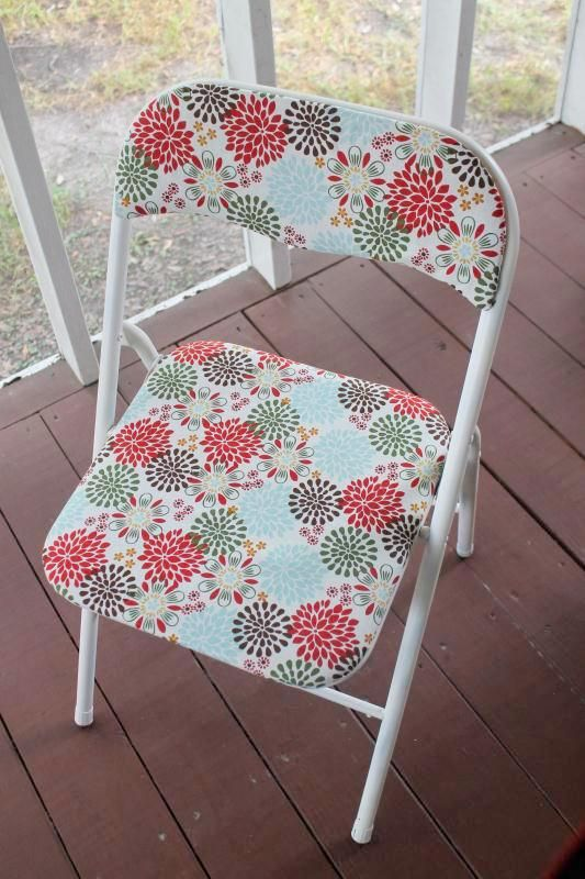 card table and chairs makeover...better tips for this project than other tutorials for the same thing
