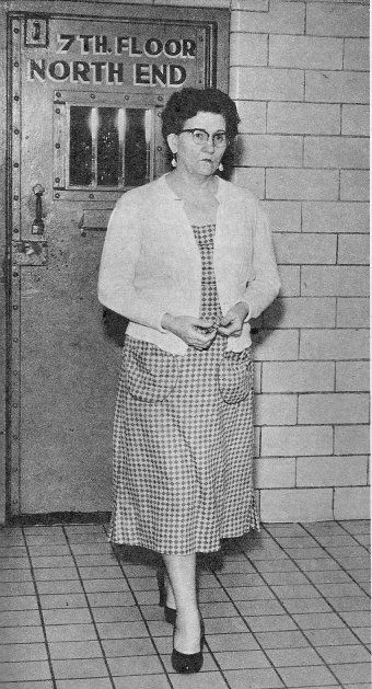 Rhonda Belle Martin was a waitress in Montgomery, Alabama. She poisoned her fifth husband, formerly her son-in-law, but he survived only to be left paraplegic.   His illness led authorities to look into the strange deaths surrounding Rhonda, and in March 1956 she confessed to poisoning her mother, two husbands, and three of her children. She denied killing two other children.