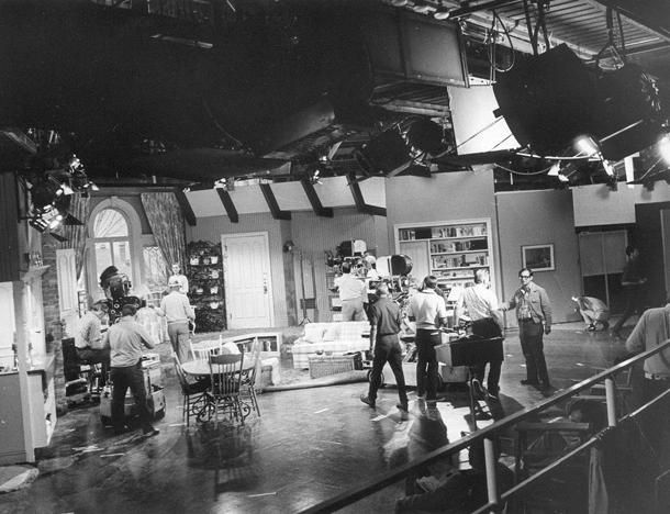 Mary Tyler Moore Show Set Mary S Apartment Production