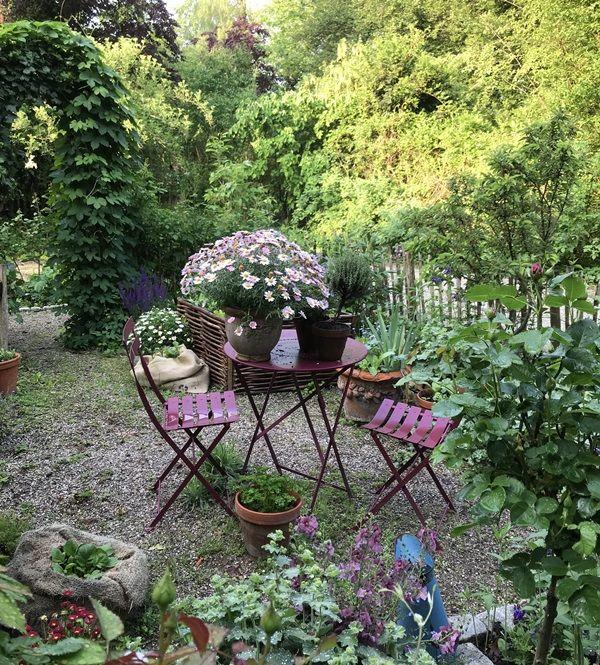Sarah S Cottagegarten Villa Konig In 2021 Cottage Garten Garten Gartengestaltung