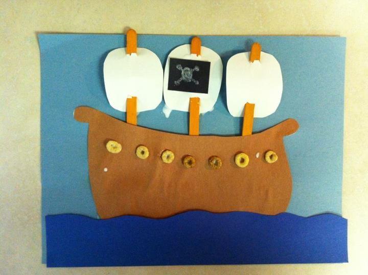 Pirate Craft Ideas For Kids Part - 50: Pirate Crafts For Preschoolers Pirate Ship Craft Ideas Paper Plate Pirate  Craft Ideas For Kids Paper Cup Pirate Craft Idea For Preschool Pirate