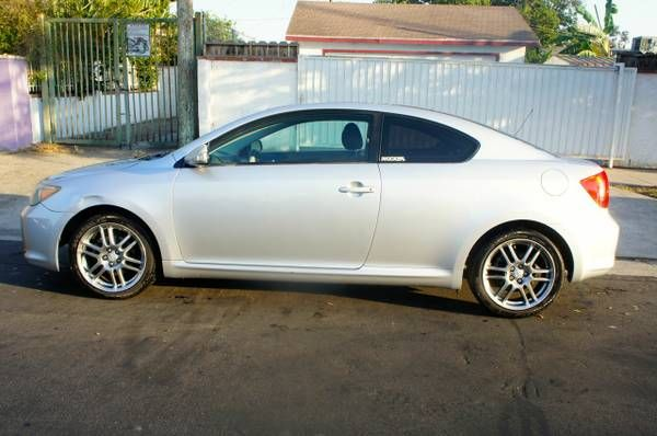 /2007 Scion TC. Clean Title 2 doors Sunroof