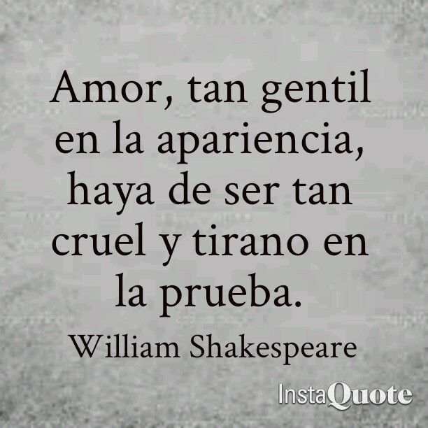9 Best William Shakespeare Images On Pinterest Spanish Quotes