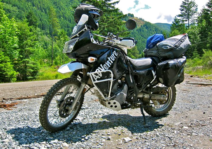 The KLR650 Blog Adventure bike, Adventure motorcycling