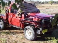 MakeToyota ModelLand Cruiser Body Type Ute Year 1986 Kilometers 25000 Transmission Manual Drivetrain 4 x 4 Air Conditioning No