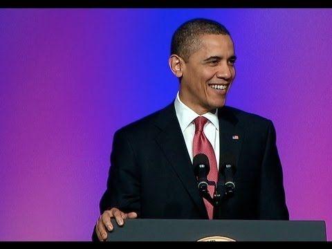 I've got your back, Mr. President.