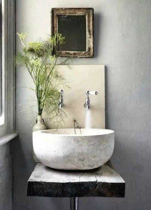 Фото: Стильные современные раковины, которые скрасят ванную (Фото)