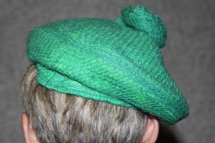 60s wool hat