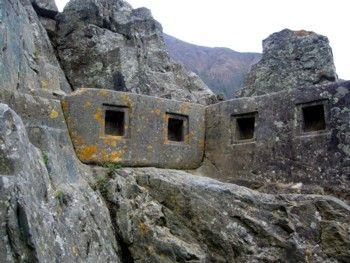 Ruins Near Machu Picchu Sanctuary - Belmond Hotel