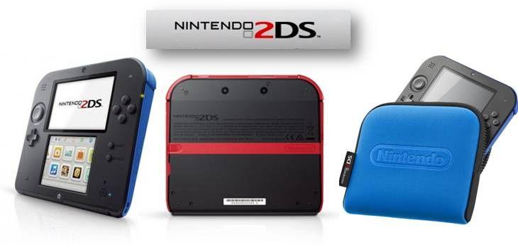 Nintendo 2DS : Sortie prévue le 12 octobre 2013 ! @IndependenceGeek