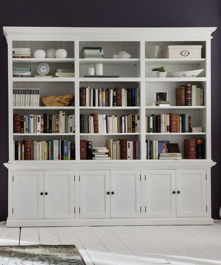 Large Hutch Bookcase