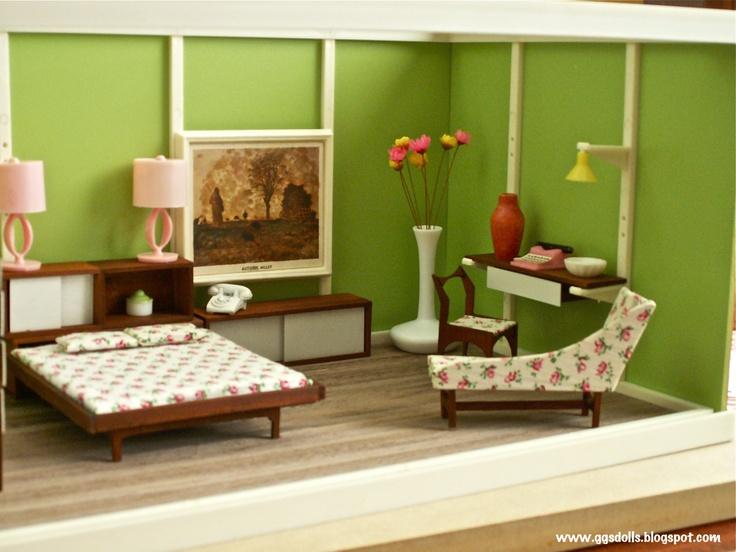ggsdolls: Lote do Pacifico meados do século mobiliário de estilo moderno!