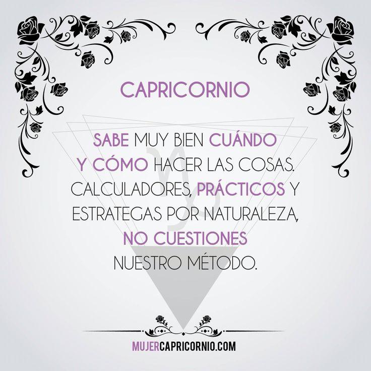 #mujercapricornio #capricornio #frases