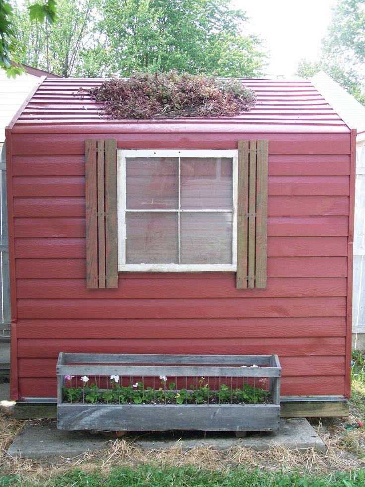 the 25 best metal shed ideas on pinterest metal sheds. Black Bedroom Furniture Sets. Home Design Ideas