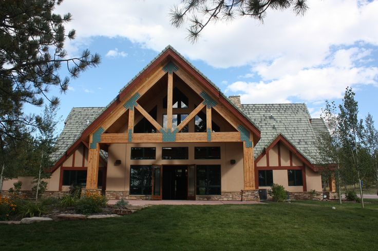 The Lodge at Cathedral Pines - Wedding site.