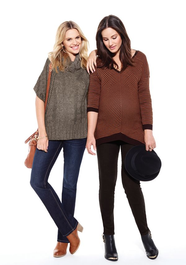 Thyme Maternity Fall 2013 cozy and stylish sweaters #ThymeMaternity #MaternityFashion