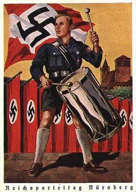 Hitler Youth Propaganda Posters | sturmabteilung sa