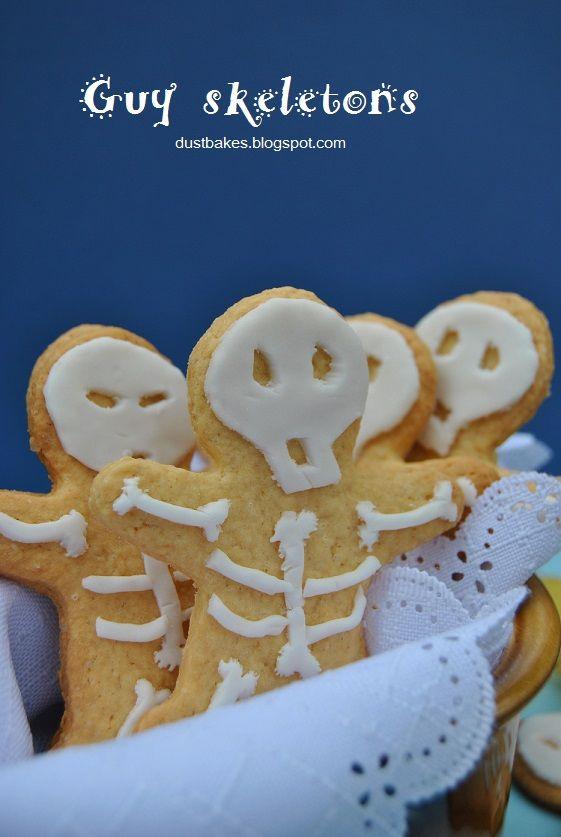 Guy skeletons