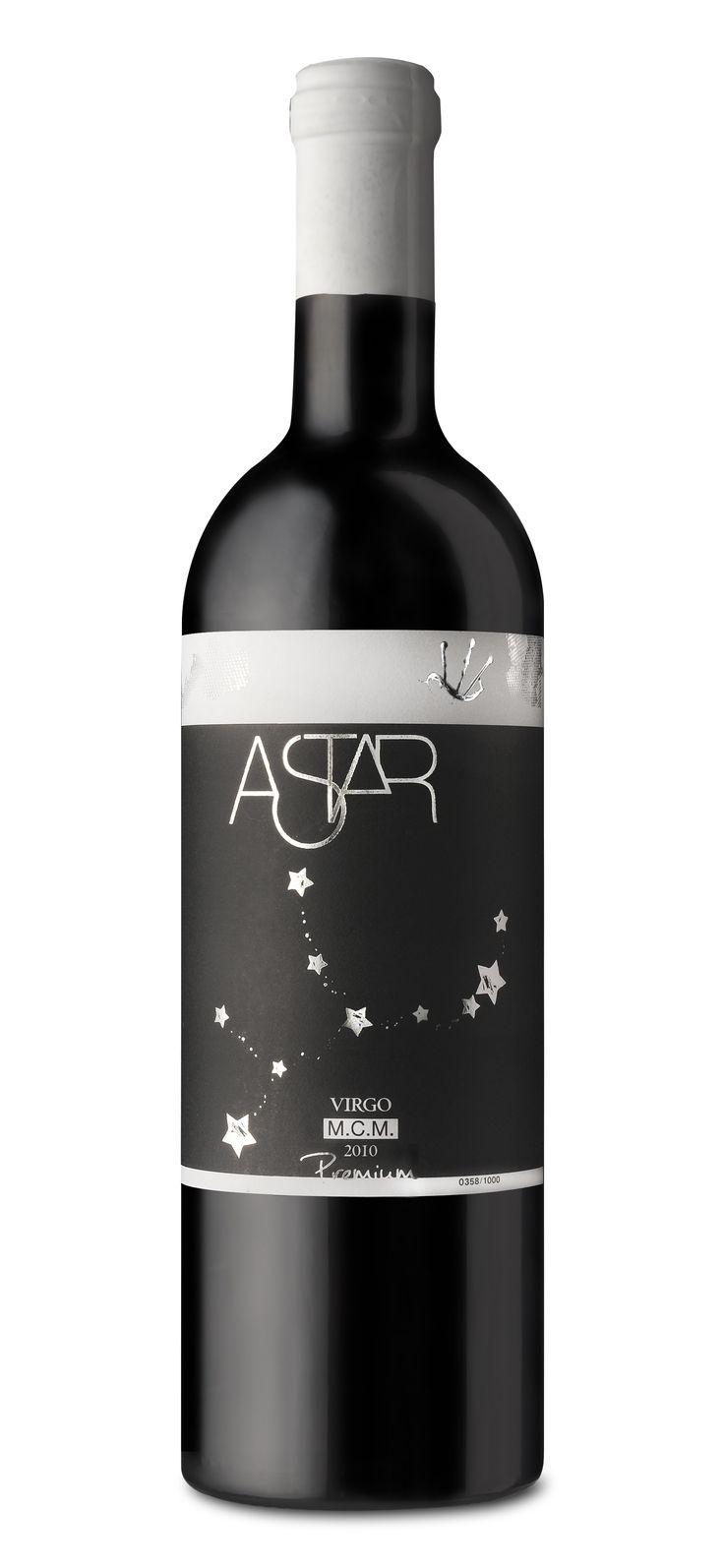 Astar winery - branding & packaging Branding by Sharona Lev-Ari #taninotanino #vinosmaximum