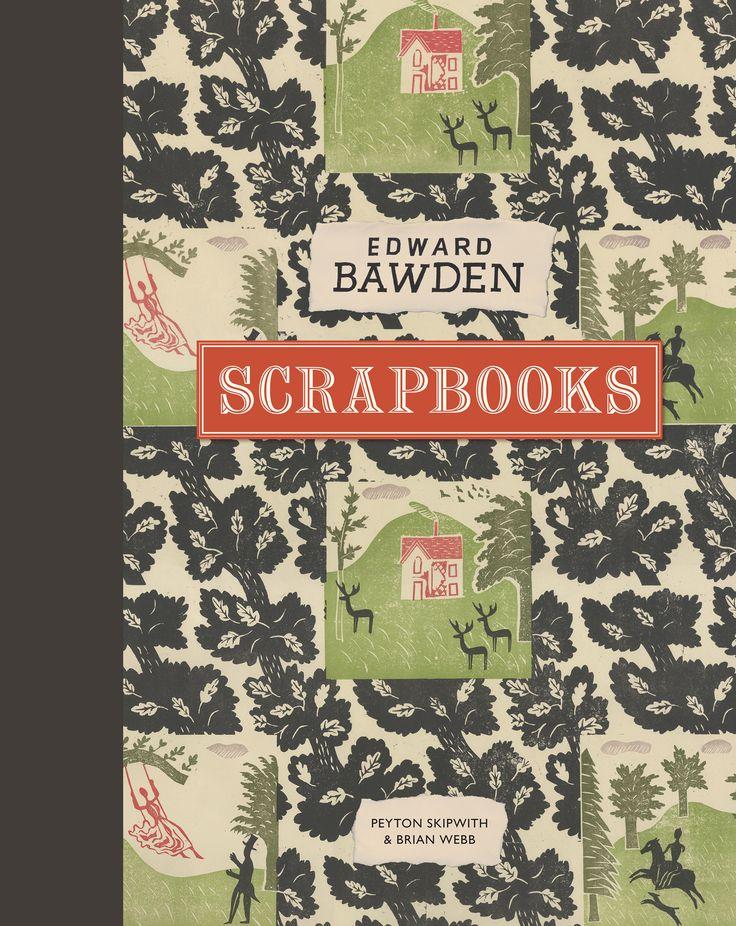 Edward Bawden Scrapbooks (Lund Humphries, 2016)