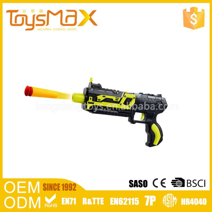Hot selling safe and cheap kid's small airsoft gun airsoft with soft bullet