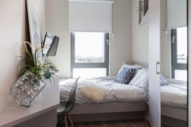 """It's easy to work in a shared office, but what about moving into a """"co-living"""" space? A building in pricey West London will soon take this new trend in dormlike dwellings to a new level. Co-living …"""