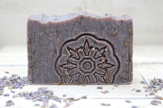 Our Provence Soap Bar, featuring the most delicious of French Lavender Essential Oils.  Grounding, Soothing and a traditional soap scent.