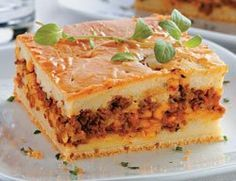 Torta de liquidificador de carne moida | Tortas e bolos > Receitas de Torta de Liquidificador | Receitas Gshow