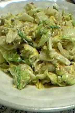 白菜が丸ごと食べたくなる♪簡単サラダ♪の画像