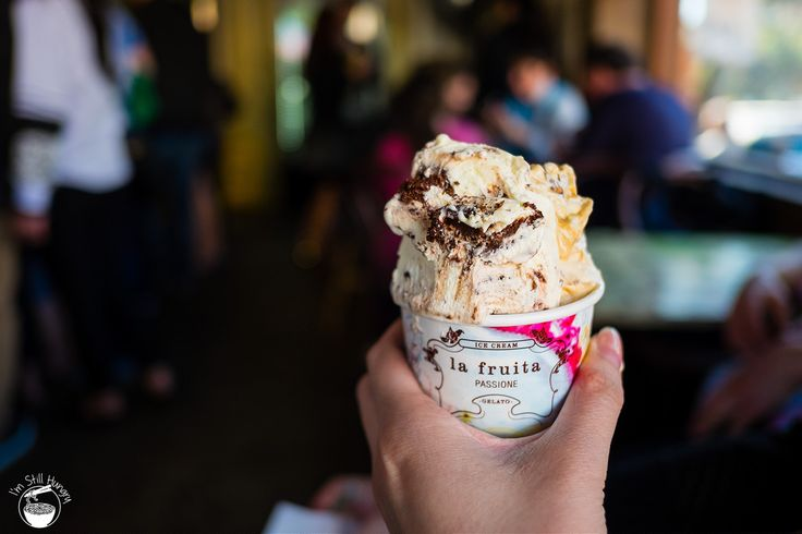 Number 2: Top Ice Cream Shops Cow & The Moon