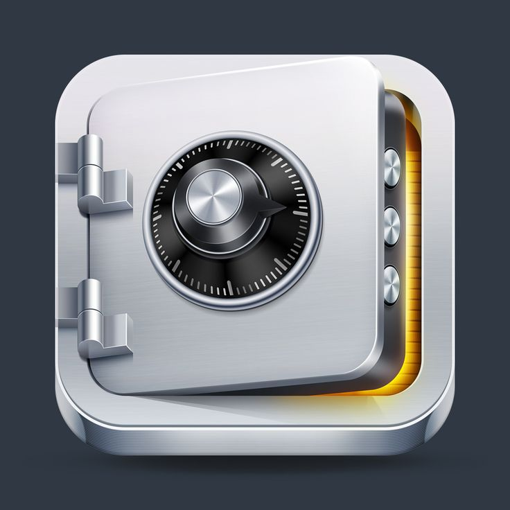 Banking iOS Icon / Dima (Gust-Art)